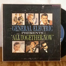 "GE General Electric Promo Various 7"" EP Capitol pic sleeve June Christy M-"