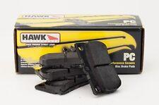 HAWK CERAMIC STREET BRAKE PADS HB193Z.670 DODGE VIPER NISSAN GT-R AUDI R8