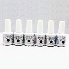 HARMONY GELISH MAGNETO COLLECTION    SET OF 6 MAGNETIC GEL POLISH SHIP IN 24H