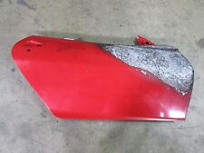 Ferrari 599 GTB, RH, Right Door Assembly Frame, Used, Burned, P/N 68058411