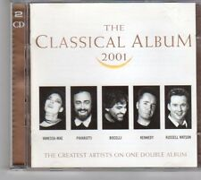 (ES588) The Classical Album 2001 - double CD