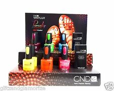 CND Creative Vinylux Nail Polish PARADISE 104,112,168,169,170,171,Top no display