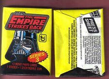 1980 Topps Star Wars EMPIRE STRIKES BACK Series 3 Wax Pack!