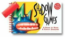 Shadow Games: A Book of Hand & Puppet Shadows with Other
