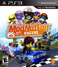 ModNation Racers - Playstation 3 Game
