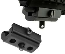 Sling Swivel Adapter Weaver Picatinny Rail Mount For Bipod Rifle Scope Gun
