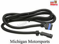 "GM 6.5L Turbo Diesel PMD FSD Black Module 66"" Relocation Extension Harness Cable"