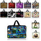 """Soft Case Sleeve Bag Cover+ Handle For 10"""" 10.1"""" TouchScreen Android 4.0 Tablet"""