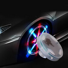 Solar Energy 15Modes MultiColor LED Wheel Tyre Tire Air Valve Stem Cap LED Light