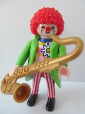 Playmobil Circus/Birthday party extra figure: Clown with saxophone NEW