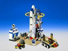 LEGO 6456, 6465, 6452, 6458 - Town: Space Port - Mission Control - 1999 - NO BOX