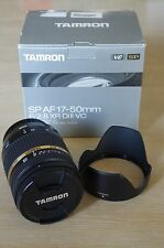 Tamron SP AF17-50mm f/2.8 XR DiII VC Lens for Canon mount