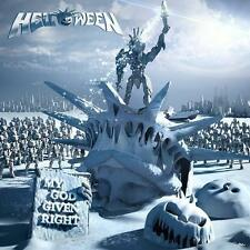 Helloween - My God - Given Right (2015) 3D-Cover - Limited Edition CD - neu&ovp