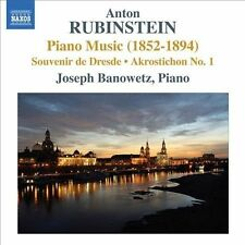 Anton Rubinstein: Piano Music (1852-1894) (CD, Jun-2010, Naxos (Distributor))