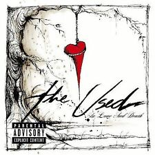 In Love and Death [Bonus Track] [PA] by The Used (CD, May-2005, Reprise)