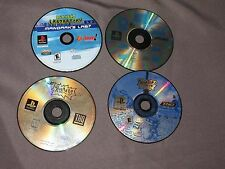 p7 Playstation 1 games lot South Park Dexter's Lab Rugrats In Paris