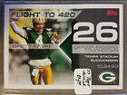 2007 Topps Brett Favre Collection #BF26 Flight to 420 : Green Bay Packers