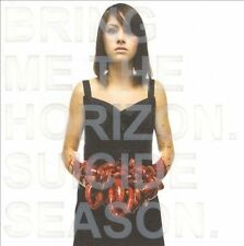 Suicide Season [PA] by Bring Me the Horizon (CD, Nov-2008, Epitaph (USA))