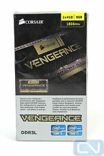 *New* Corsair Vengeance CMSX8GX3M2B1866C10 8GB(2x4GB) DDR3 PC31866MHz Laptop RAM