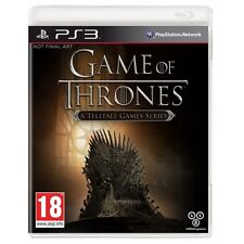 Game Of Thrones A Tell Tale Games Series PS3 Game   Brand New