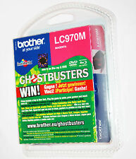 BROTHER GENUINE LC-970M MAGENTA INK CARTRIDGE- DCP-135C MFC-260C - AUGUST 2011