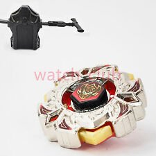 BB114 Beyblade Vari Ares D:D Masters Fusion Metal with Spin Launcher + Ripcord