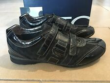 STONEFLY SHOES SNEAKERS SCARPA SPORTIVA DONNA PELLE ANTRACITE PERFETTE tg. 40