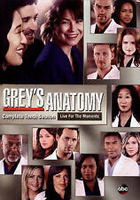 Greys Anatomy: The Complete Tenth Season 10 (DVD, 2014, 6-Disc)