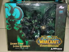 "Hot 8.6"" World of Warcraft Form-Illidan Stormrage Action Figure Toys with box"