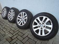 16 Zoll KOMPLETTRADSATZ BMW 3er E90 E91 + 7x16 ET34 + Original Alufelgen 6775595