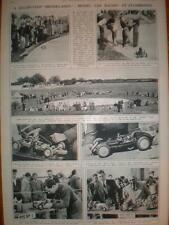 UK Model Motor Club Stanbridge Leighton Buzzard UK 1946