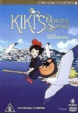 Kiki's Delivery Service - Hayao Miyazaki NEW R4 DVD