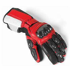 Motorcycle Motorbike Biker Waterproof Leather Sports Protective Gloves 3 Colour