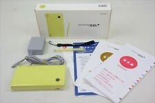 Nintendo DSi DS i Lime Green Console System Boxed TWL-001(JPN) JAPAN 29104