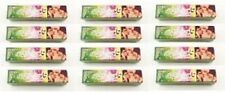 Pack of 12 Nadra Nail Henna Mendhi Tubes Worlds Best Original Quality Product