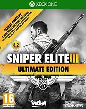 Sniper Elite 3 - Ultimate Edition (Xbox One) [New Game]
