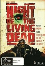 Night Of The Living Dead (1990) DVD Region ALL