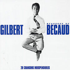 Becaud, Gilbert Beaucoup De Becaud: 20 Chansons Indispen CD