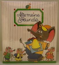"""Henzo Fotoalbum """"Alle meine Freunde"""" 50 Seiten  photo album - (12390)"""