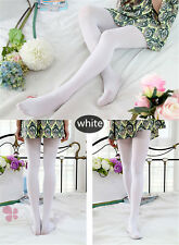 Hot Women Ladies Opaque Footed 120 Denier Velvet Pantyhose Stocking Sock Tights
