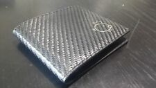 JDM WALLET ROCKET BUNNY DRY CARBON LEATHER WALLET DRIFT FT86 BRZ SILVIA SKYLINE