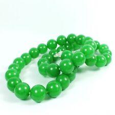 Quartz Green Gemstone 10mm Rnd Bead Loose Strung (EA2195M) crystal gem healing