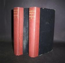 1882 Stubbs CHRONICLES REIGNS OF EDWARD I & EDWARD II 2 Vls Annales Londonienses