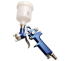 DRUCKLUFT MINI FARBPISTOLE SPRÜHPISTOLE FARB* LACKIER* 120ccm Mini Air Spray Gun