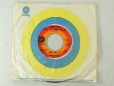 IRA ALLEN PROMO: There Ain't No Way/There Isn't Any Us Any More- ROCKABILLY   EX