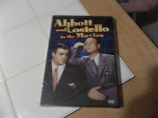 Abbott and Costello in the Movies (DVD, 2002)
