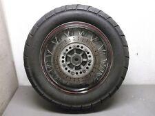 Rear Wheel & Rotor for 1997 Kawasaki VN1500D