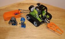 Lego Power Miners Granite Grinder Set  8958  100%  Complete With Instructions