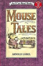 Mouse Tales (Brand New Paperback) Arnold Lobel