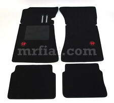 Alfa Romeo GT Junior GTV Floor Mat Set Low Pedals 1966-69 New